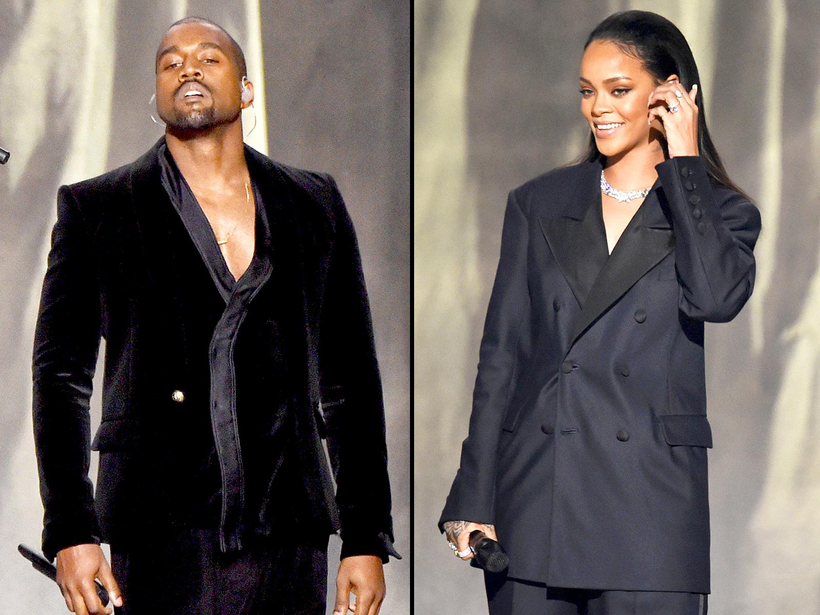 Kanye West Debuts 'All Day' at 2015 Brit Awards