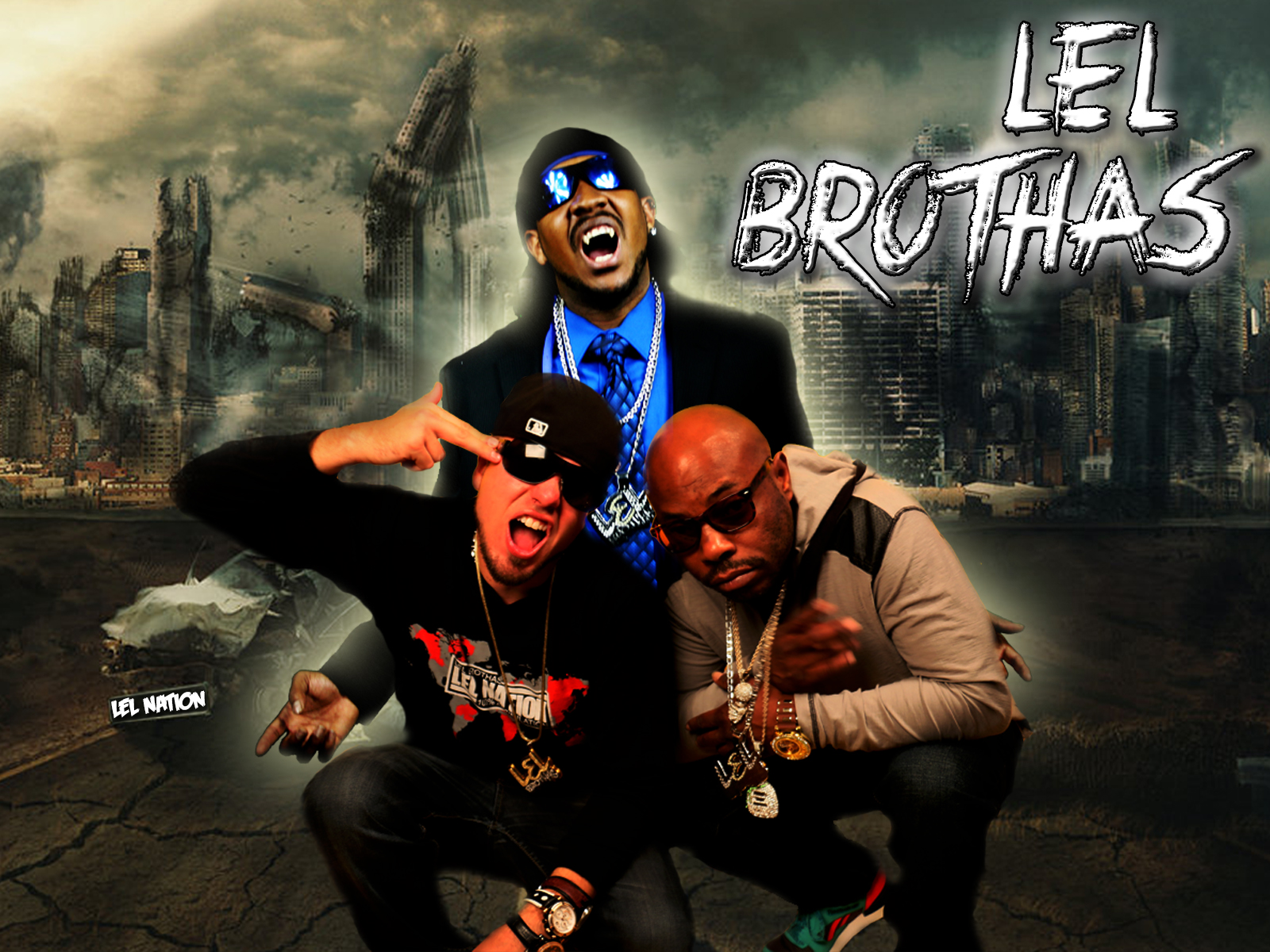 "LEL Brothas – ""Mr My Way"" Official Music Video"
